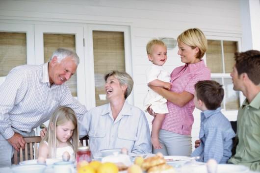 Отношение с родителями дома