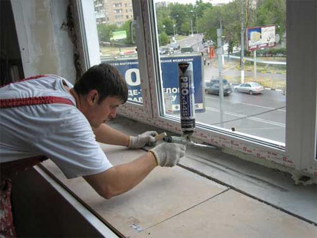 Металлопластиковые окна своими руками